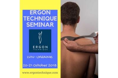Інструментальна маніпуляція м'яких тканин Ergon Technique