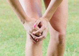 Розтягнення колінного суглоба