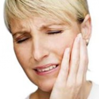 Синдром височно-нижнечелюстного сустава