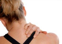 Біль у шийному відділі хребта
